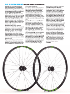 NZ Mountain Bike Magazine Flite Wide Aluminium review
